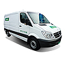 Moving van hire class - Mercedez Sprinter