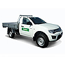 1 Tonne Tray ute rental